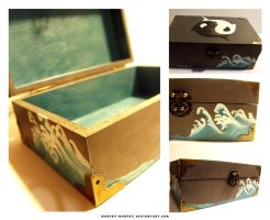 Marine Keepsake Box by Murphy-Murphy