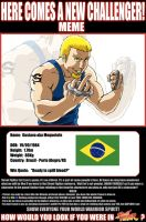 Here Comes a New Challenger by Mequetefe