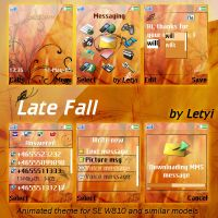 Late Fall by Letyi by Letyi