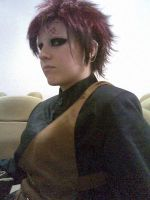 Gaara cosplay - Anime Supercon by ereptor