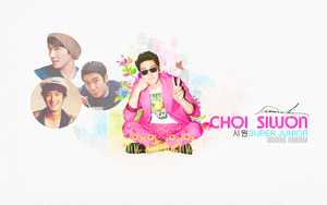 siwon wallpaper by Partusan
