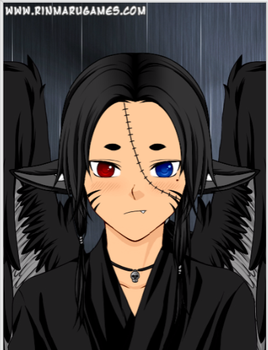 Avatar made by me :3 by embracing-solitude