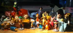 My Disney Collection by SithVampireMaster27
