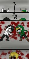 -Fusion Revealed- Jeff Drowned or Ben The Killer? by DerseDragon