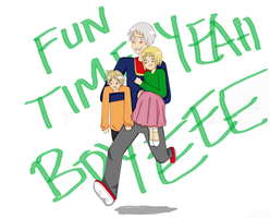 APH - FUN TIME by TehMilkyWave