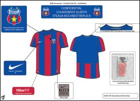 Nike catalogue Steaua Bucarest by Exquision