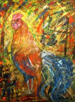 Gallo by amoxes
