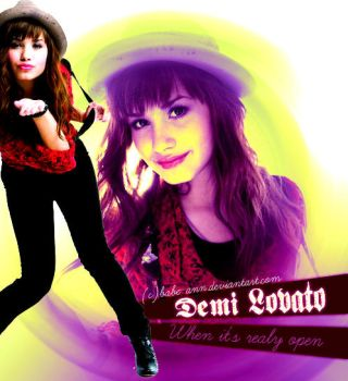 .demi. Really Open by babe-ann