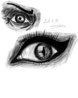 eye practice by rezy16