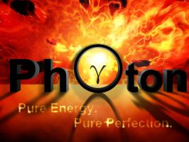 Purely Photon Wallpaper by DeMoXyRaPhYm-MSlyce