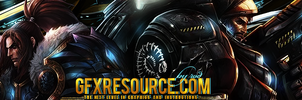 GFXResource.com Banner by RodTheSecond