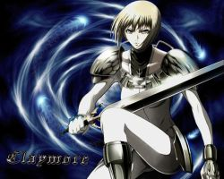 Claymore wallpaper by fizz999