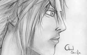 Cloud strife.1 detail by andyk1