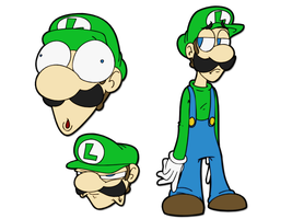 Luigi by Ugovaria