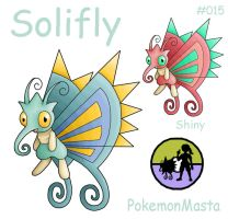 Solifly 015 by PokemonMasta