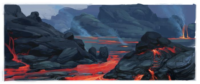 Lava by Andead