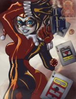 Harley Quinn HOG by HeirOfGlee