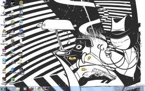 PROBLEM SLEUTH DESKTOP by The7thLoonatic