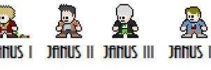Janus son of the Doctor by BlueBeacon