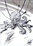War of the Worlds sketchcard 24 by RobertHack