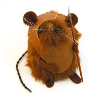 Ewok Mouse by The-House-of-Mouse