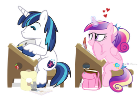 High School Dreamboat by dm29