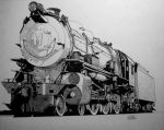 G5 Class 4-6-0 by rob-best