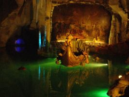 inside the venusgrotte by Her-Redness