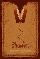 The Goonies Poster by adamrabalais