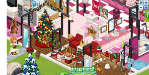 XMAS TIME IN THE SIMS by bubblybear87