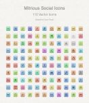 Free Vector Social Media Icons by Czarny-Design