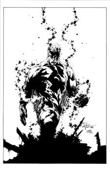 Black Bolt Inks by JAD-Inks