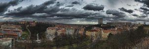 PRAGUE PANORAMA HDR by peoplegrapher