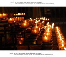 Church candles VI by Mithgariel-stock