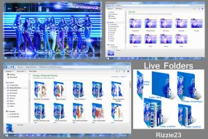 Folder Icons / Live Folders Tutorial by Rizzie23
