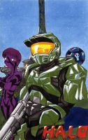 HALO by RolfPlus