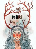 Mori Girl by ameliadolezal