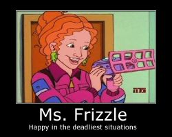 Ms. Frizzle by grechin57689