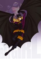 """F.E.F.""_BATGIRL by FooRay"