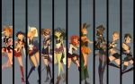 Sailor Avengers Wallpaper Pack by nna