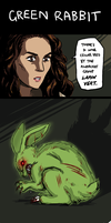 SH2 - Green Rrabbit by nitefise