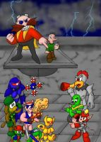 The Army of Dr Eggman. by ACE-Spark