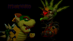 King of the Koopas and The Laughing Madjack by ItsameWario48