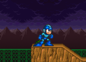 Mega Man by Max2809
