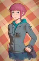 Ramona Flowers speedpaint FA by KR0NPR1NZ