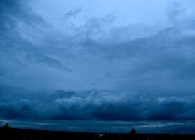 blue sky atmospheric IV by little-one-girl