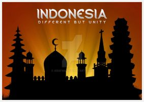 Religion Of Indonesia by ARaFah
