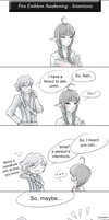 Fire Emblem Awakening:  Intentions by Saoto
