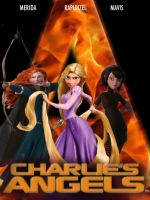 Charlie's Angels (CGI Girls) by Bambrixbam