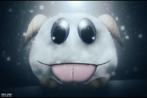Little Poro by TheSune